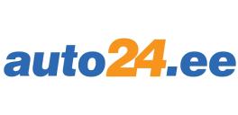 Logo of Auto24.ee