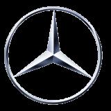 Logo of Mercedes