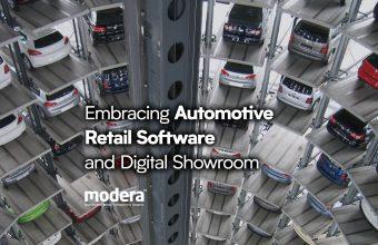 modera software | digital showroom automotive