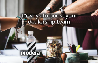 10 ways to boost your dealership team