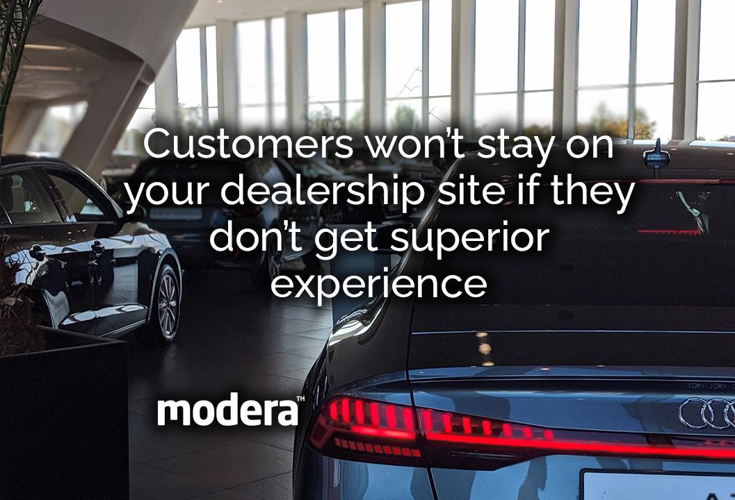 automotive websites customer retention