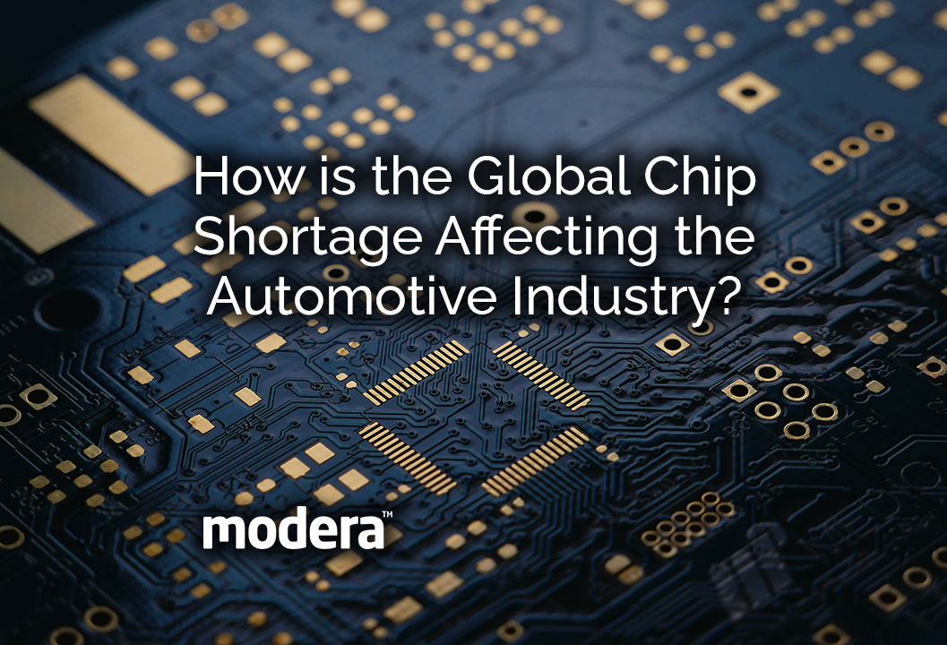 the chip shortage - semiconductors