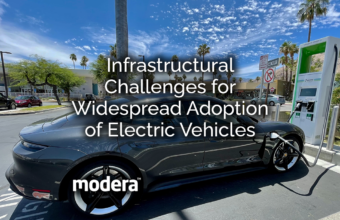 Infrastructural Challenges for Widespread Adoption of Electric Vehicles