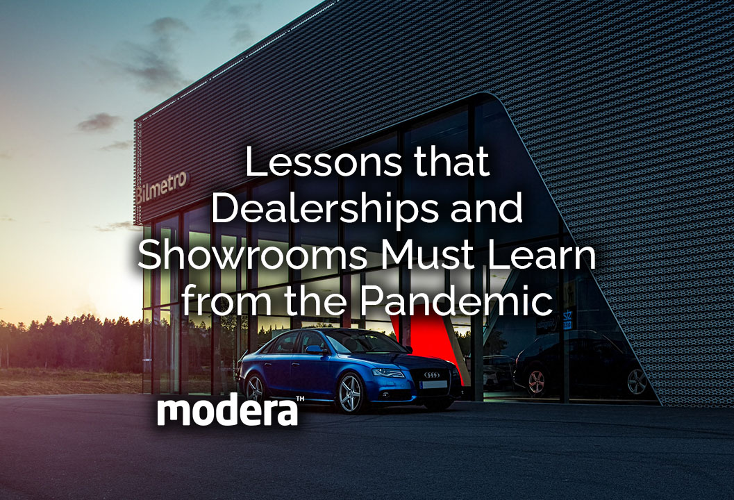 lessons that dealerships and showrooms