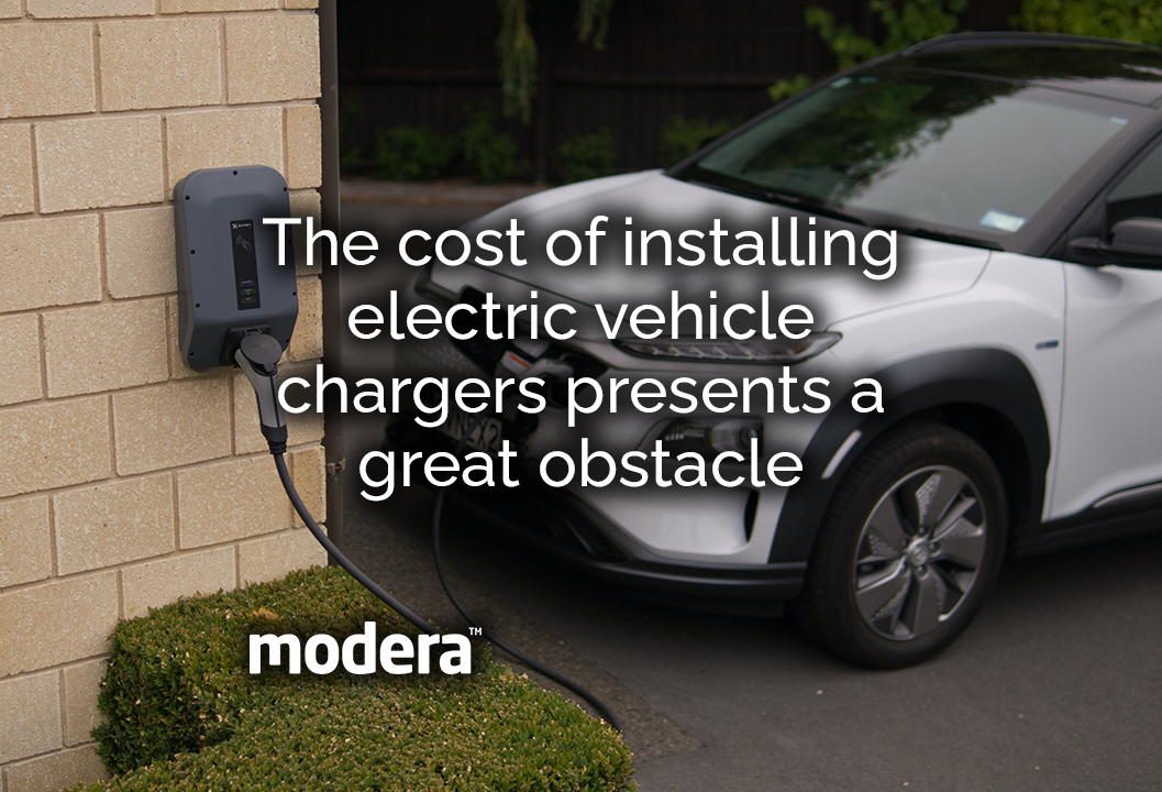 The cost of installing electric vehicle chargers and ev charging stations