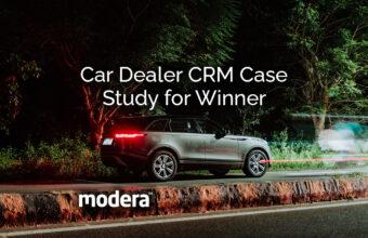 car dealer crm case study for winner