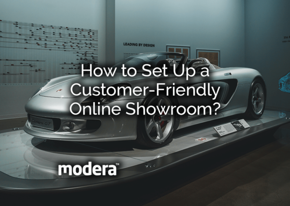 how to set up a customer-friendly online showroom?